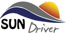 Sun Driver logo onderdeel Rapido groep