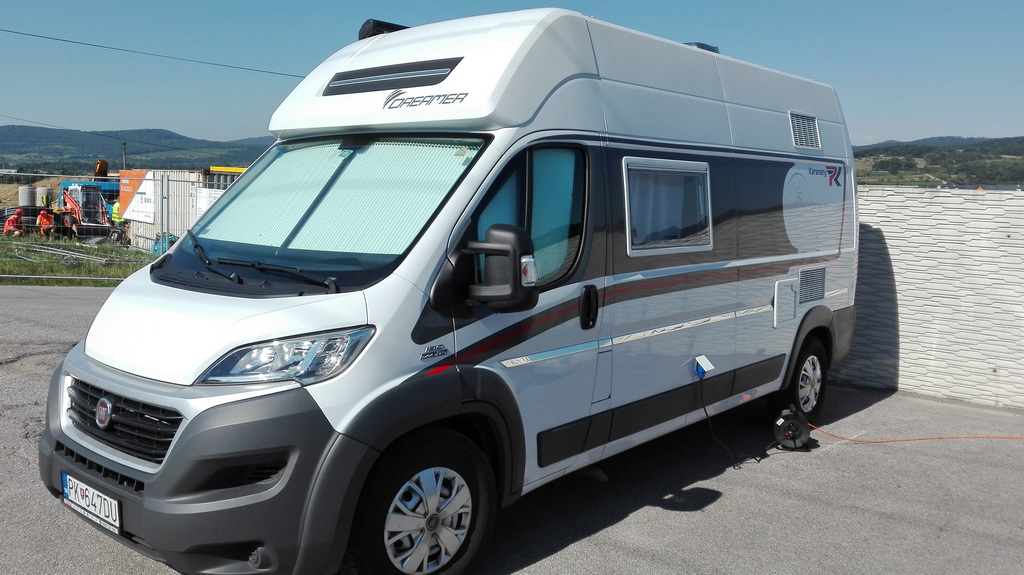 Dreamer Family Select Compact Mobilhome Campers Brabant