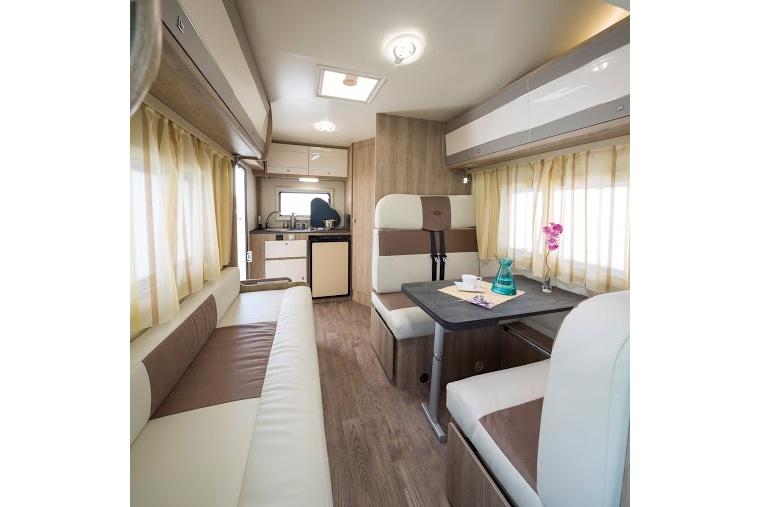 campers Brabant sun driver binnenkant A 591