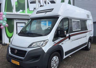 Dreamer family select camperbus
