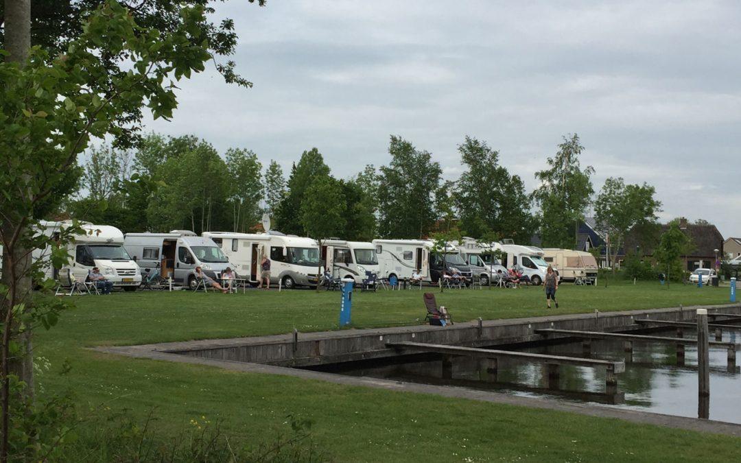 Met de camper naar Giethoorn