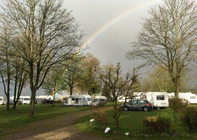 Een camping en camperplaats in Duitsland