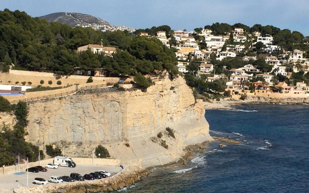Camper tips voor reizen en overwinteren in Spanje.