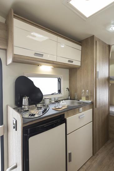 Sun Driver A595-keuken2