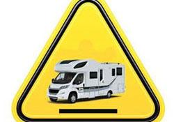 Veilig rijden met een camper