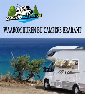 camperverhuur in Brabant