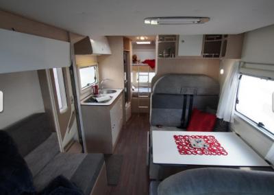 Sun Driver T760-interior