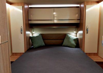 PLA390-slaapkamer met queensbed