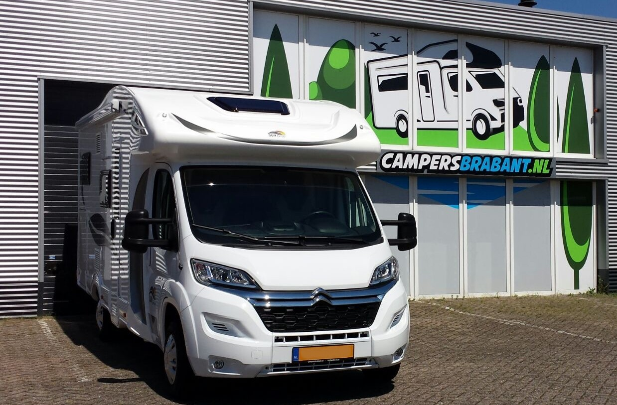Camperverhuur Sun Driver T 550